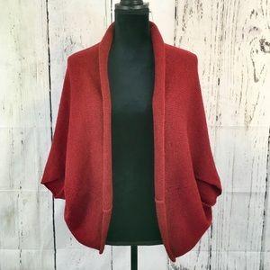 Zara Knit Open Front Cardigan Kimono